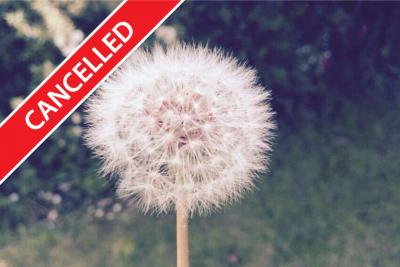 CANCELLED - March Mindfulness Retreat